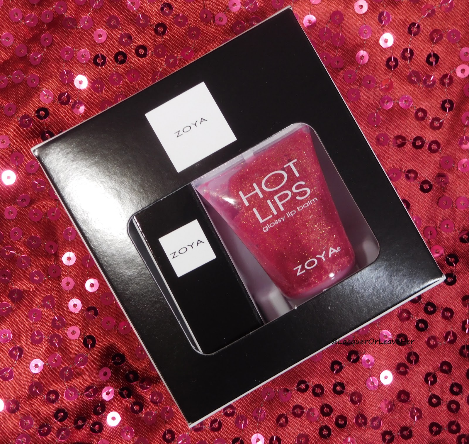 Lacquer or Leave Her!: Zoya Black Friday Holiday Gift Set ...