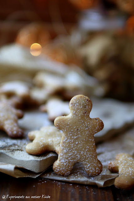 Experimente aus meiner Küche: Honigkuchen-Männchen [Weihnachtsbäckerei] #ichbacksmir