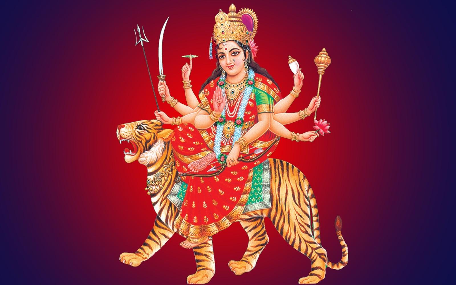 Maa Durga Images Wallpaper Download