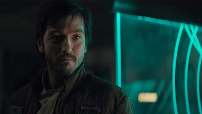 TV SERIES ANNOUNCED. BASED ON CASSIAN ANDOR
