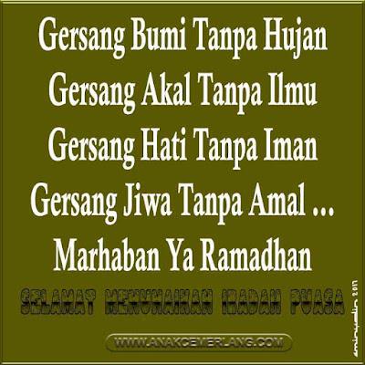 ucapan met puasa islam