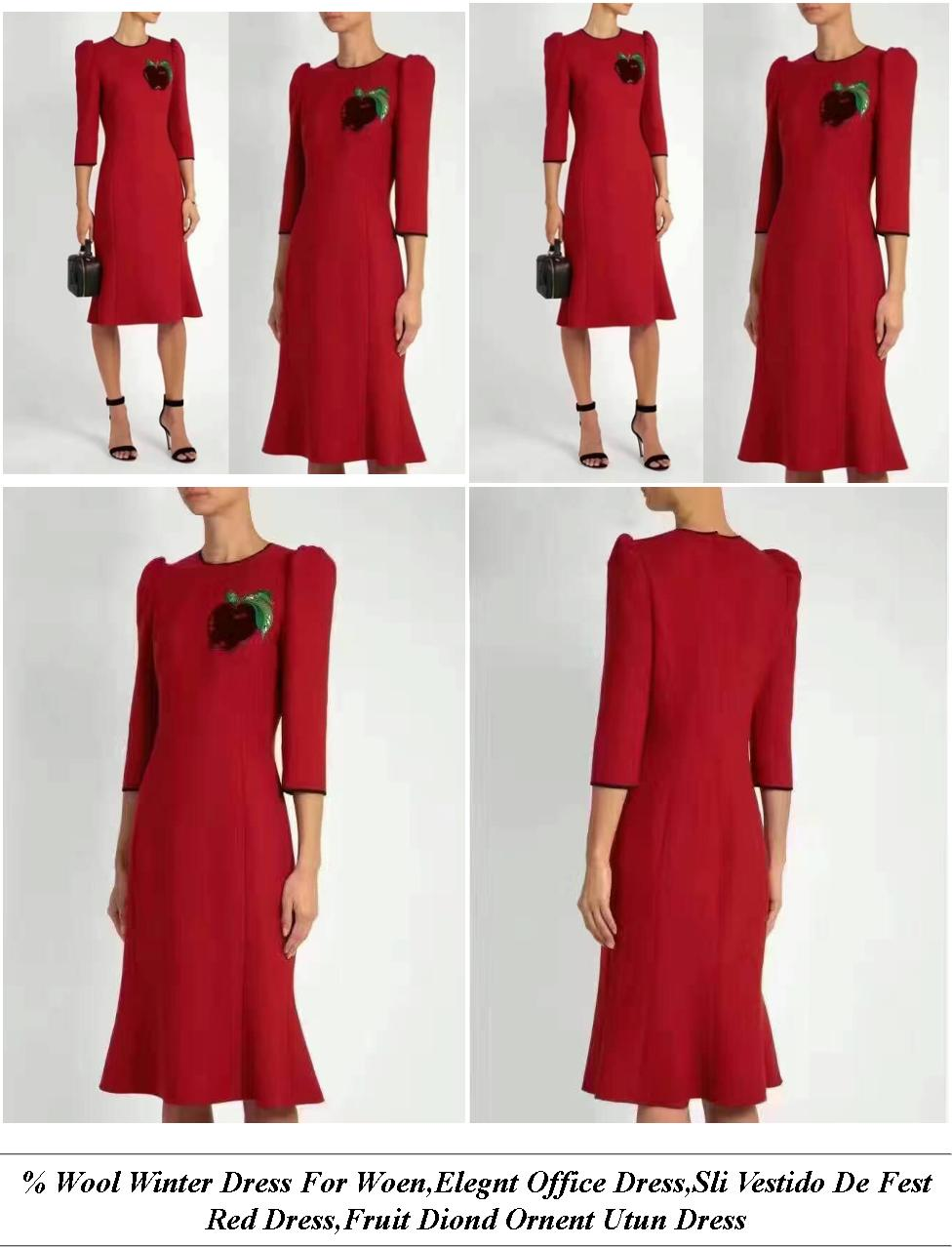 Long Sleeve Dress Sale - S Vintage Online Store - Red Dress Jonas Rothers Gif