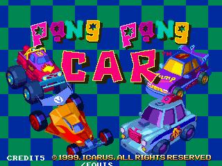 Pang Pang Car