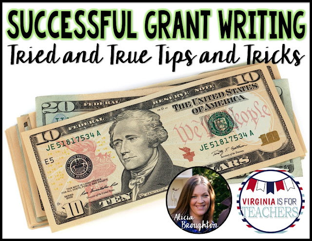 Are you looking for tips and tricks to secure the next grant that you write? Check out this blog post today!