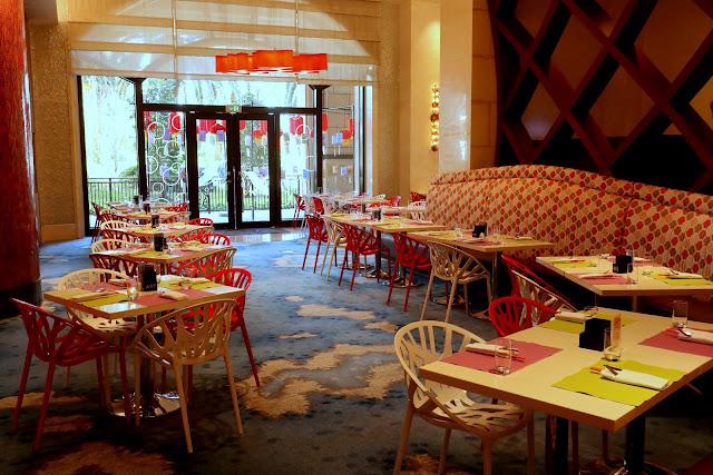 珠海長隆橫琴灣酒店自助午餐