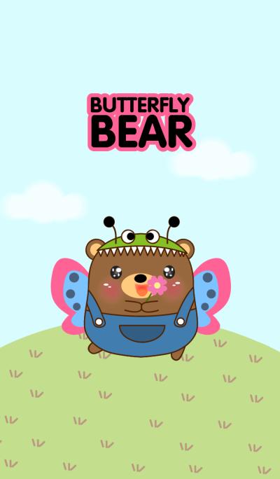 Butterfly Bear Theme