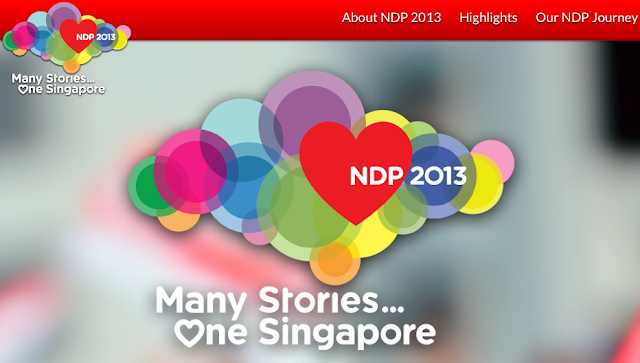 All About Singapore: National Day Parade 2013 E-Ticketing