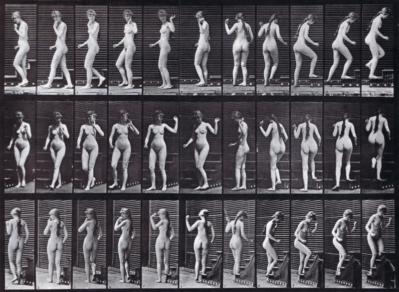 Eadweard muybridge nude women assured