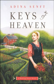 ReadAnExcerpt Keys of Heaven by Adina Senft