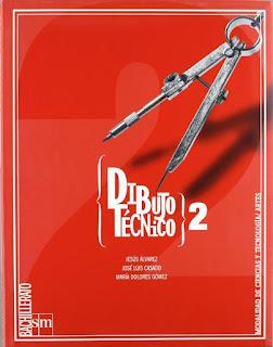 Libro Dibujo Técnico 2º Bachillerato SM