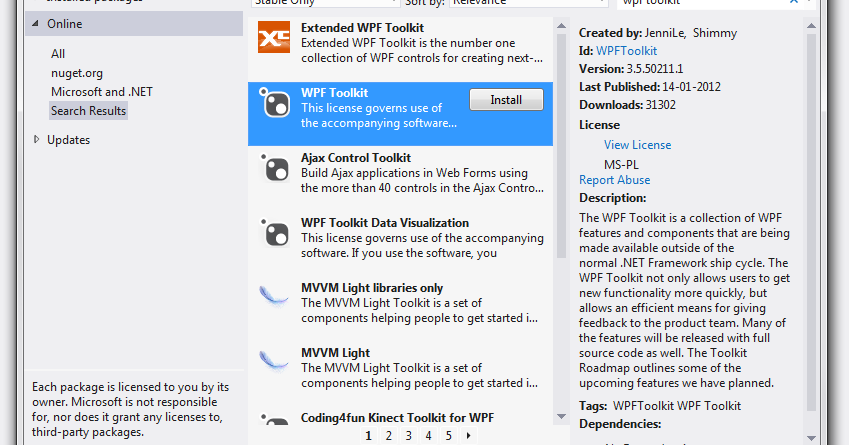 WPF: AutoCompleteBox, an autocomplete text box