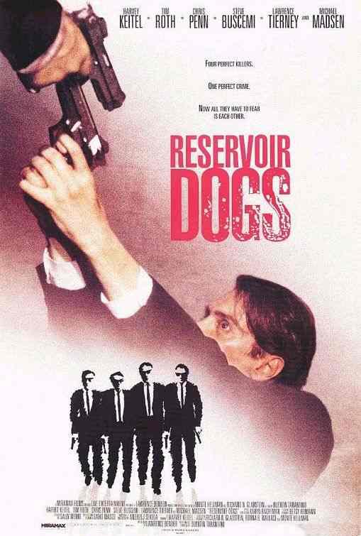فیلم دوبله: سگهای انباری (1992) Reservoir Dogs