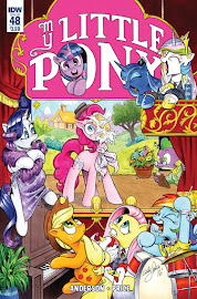 MLP Friendship is Magic #48 Comic