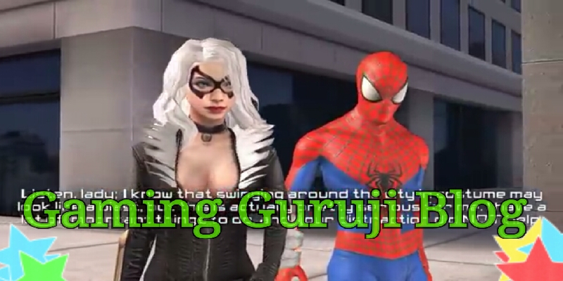 The amazing spiderman2 game