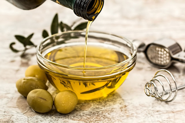 Free food stock photos and high quality images - Organic Virgin Olive Oil.