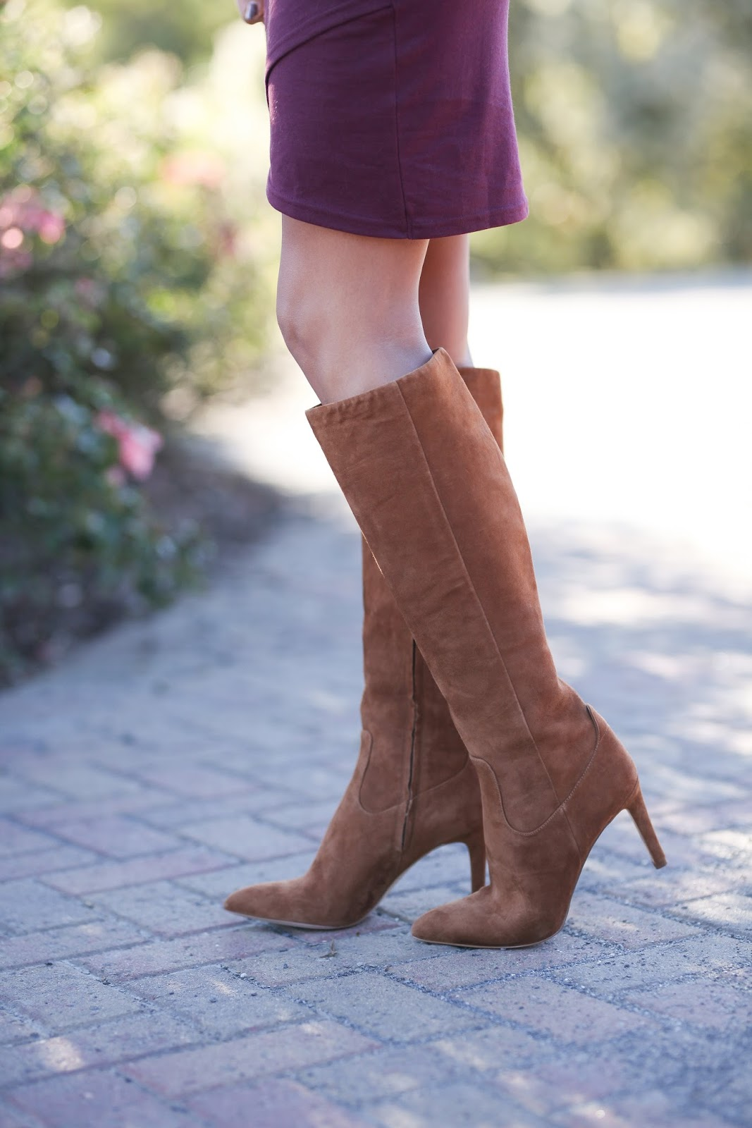 326c6186b30 Sam Edelman Knee High Boots. All Photos by  Deeana Kourtney Photography