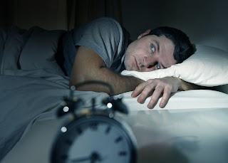Tips Agar Susah Tidur Dapat Terkendali