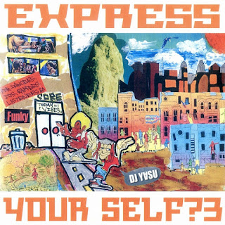 MIX CD Express Yourself?3 mixed by DJ-Y∀SU