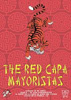 Concierto de The Red Capa y Mayoristas en El perro de la parte de atrás del coche
