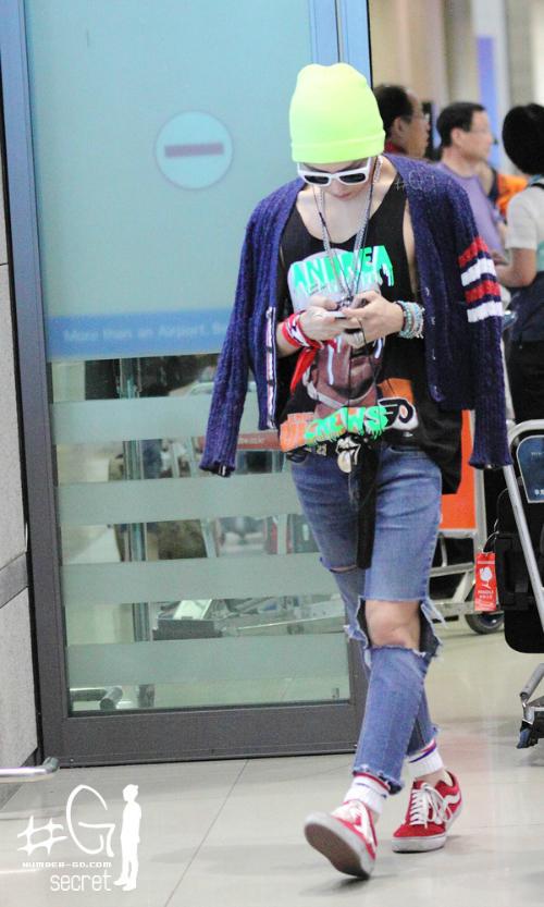 G Dragon Fashion Oddness/Weirdness: Ido...