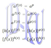 Soal dan Pembahasan Persamaan Eksponen (pangkat)