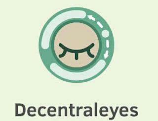 إضافة Decentraleyes
