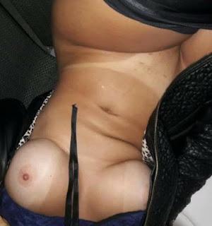 Brasileña tetona culo grande desnuda