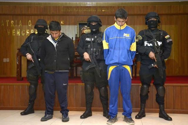 Inseguridad en La Paz
