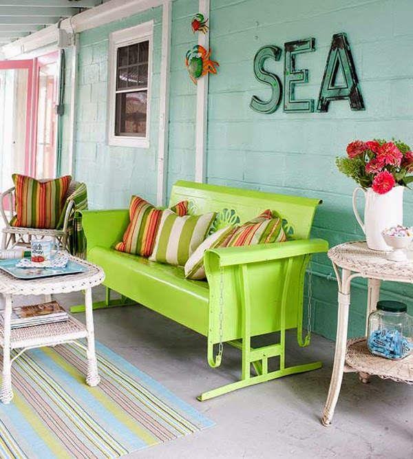 Beach Cottage Furniture Cheap: Cool Chic Style Attitude: Outdoor Living
