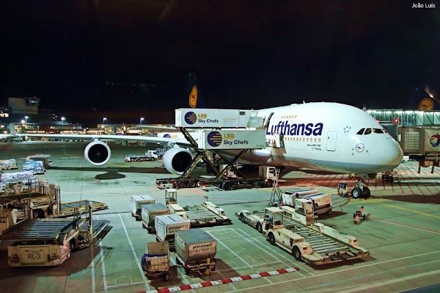D-AIMC - A380 - LUFTHANSA