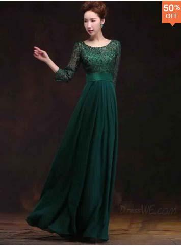 Des robes soirees pour les femmes voilees