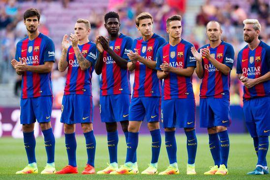 Đội tuyển Barca