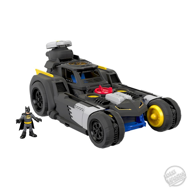 Imaginext® DC Super Friends™ Transforming Batmobile™ R/C