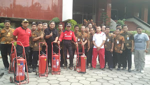 Cara Merawat dan Menggunakan APAR (Alat Pemadam Api Ringan) Untuk Memadamkan Api