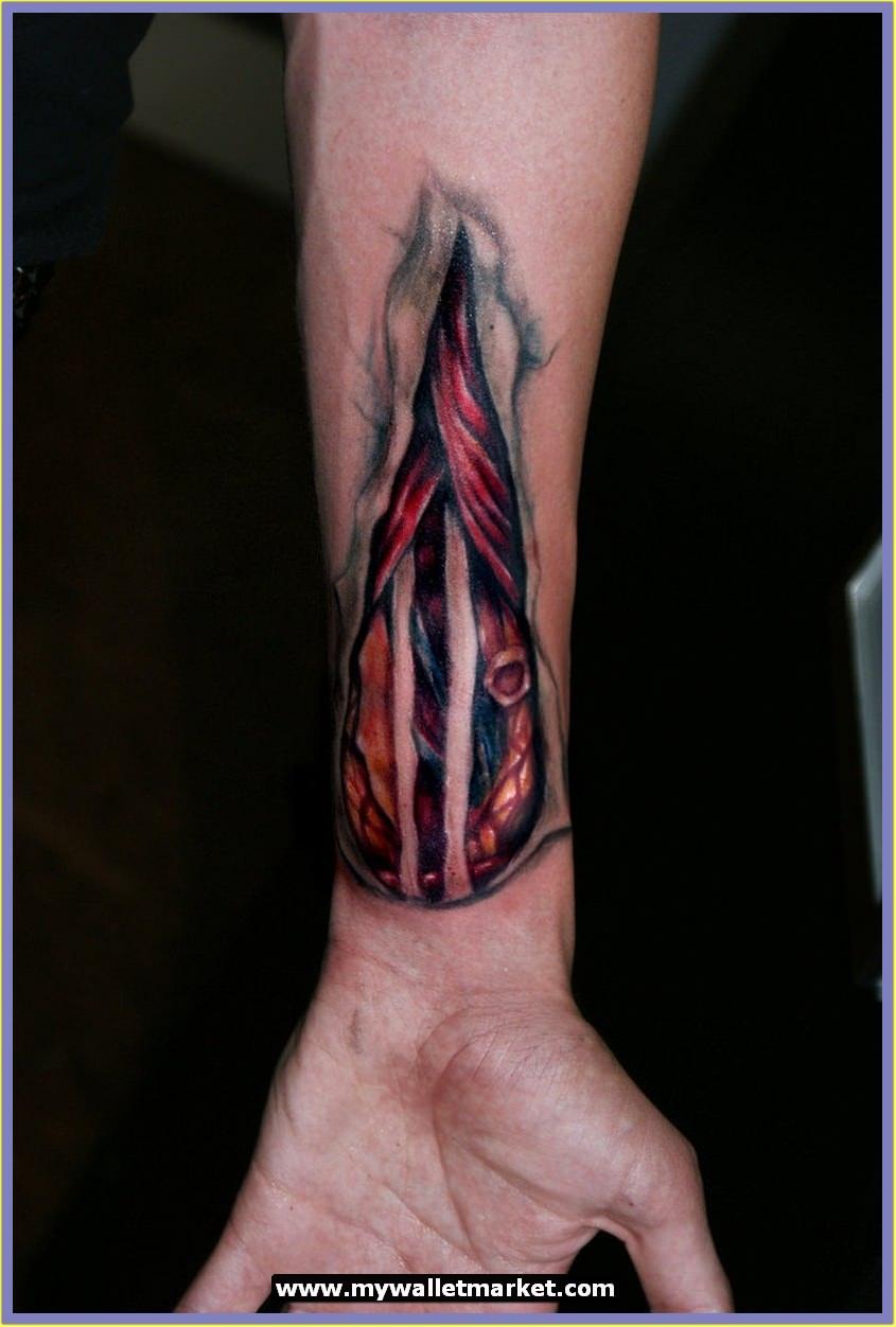 Wrist Tattoo Designs For Men: Awesome Tattoos Designs Ideas For Men And Women: Aquarius