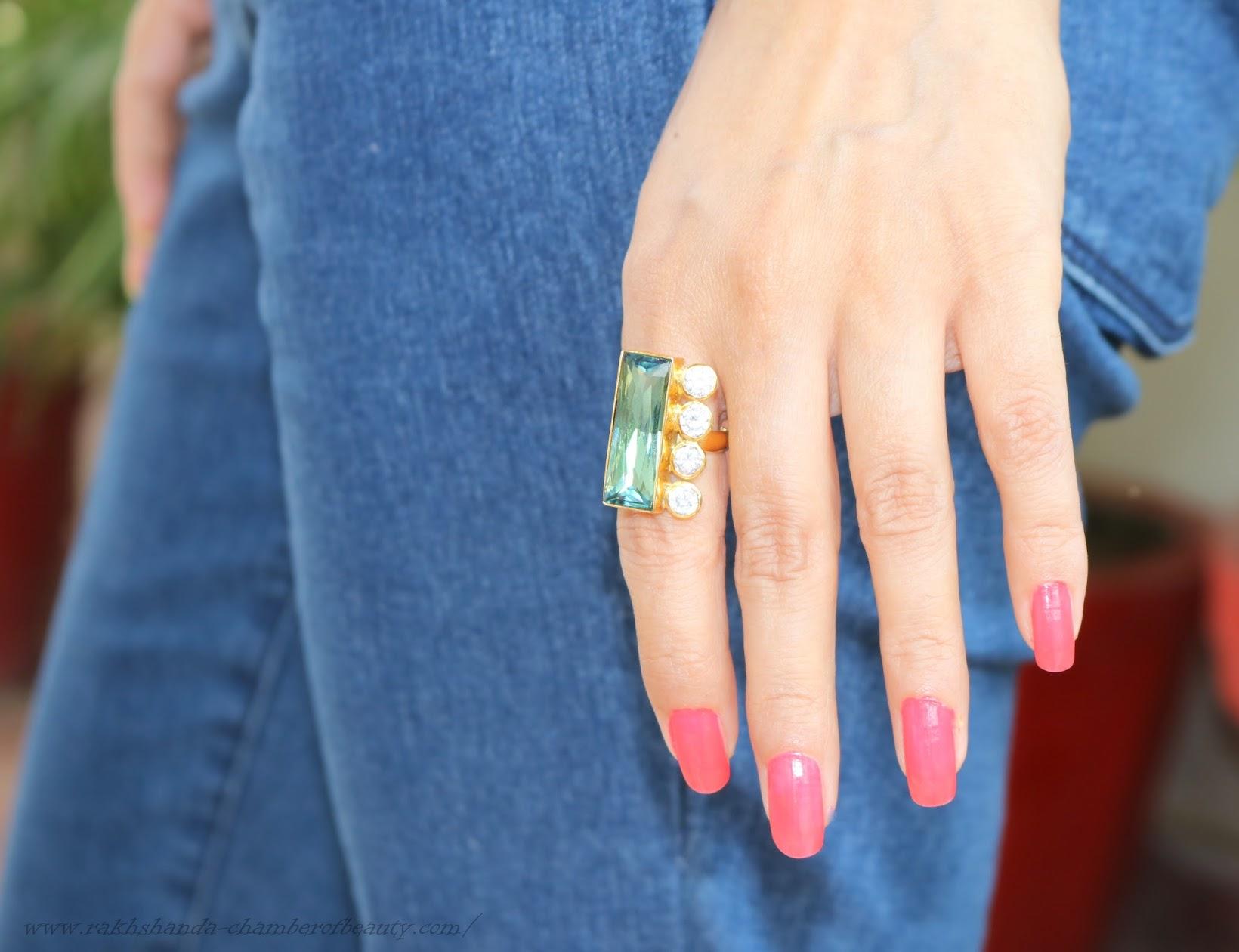 Ziveg Fashion Jewellery- My Picks, #ChangeForGood, Indian fashion blogger, Chamber of Beauty