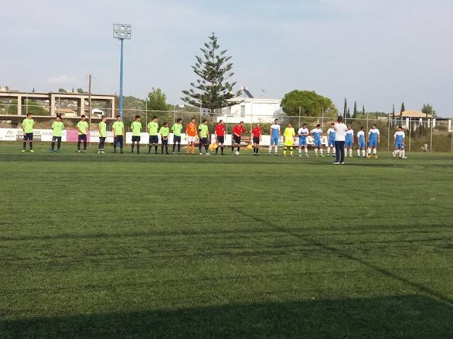 Με 5-2 έχασε ο Ηρακλής Καρυάς από τον Πορτοχελιακό