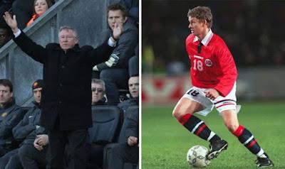 Manchester United Boss