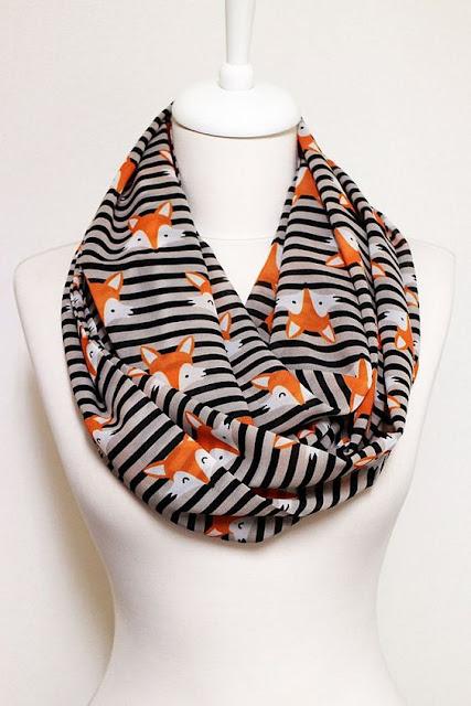 scarf-fox