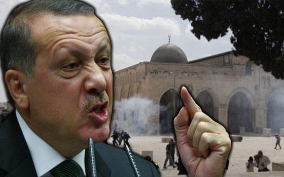 Masjidil Aqsa Ditutup Untuk Palestin, Ini Amaran Keras Erdogan Yang Buat Israel Terkejut