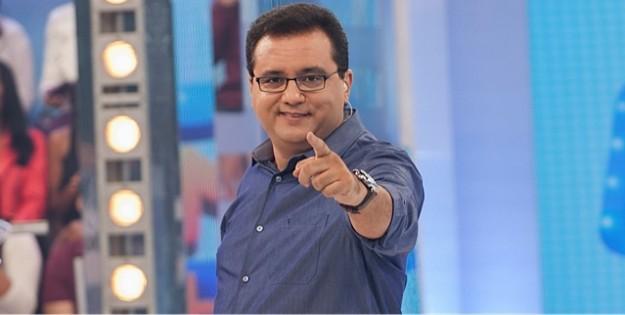 Bomba! Geraldo Luís pode perder programa na RecordTV