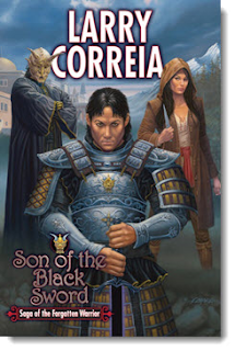 Larry Correia Son of the Black Sword paperback
