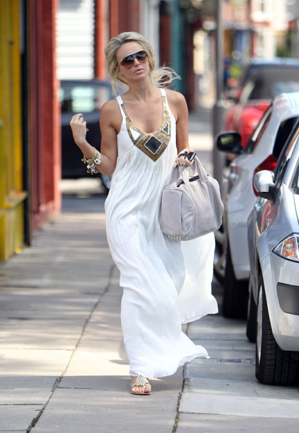 1001 Fashion Trends Paris Hilton Maxi Dresses Paris