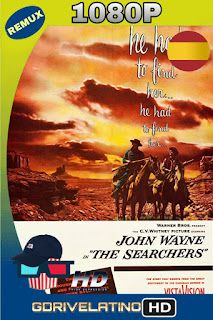 Centauros del Desierto (1956)[CAS] BDREMUX 1080P MKV