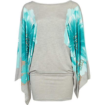 River Island Batwing Playsuit