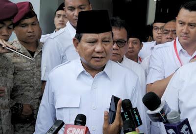 Prabowo Subianto Juga Akan Ketemu Raja Salman di DPR