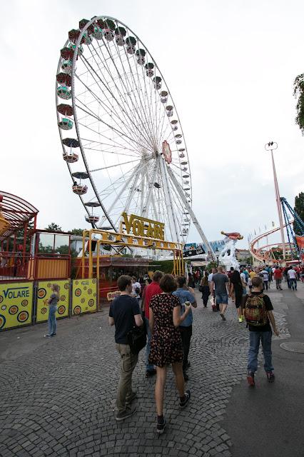 Ruota panoramica-Prater di Vienna
