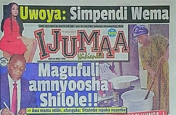IRENE Uwoya Afunguka Haya Baada ya Gazeti Moja Kudai Anamchukia Wema Sepetu