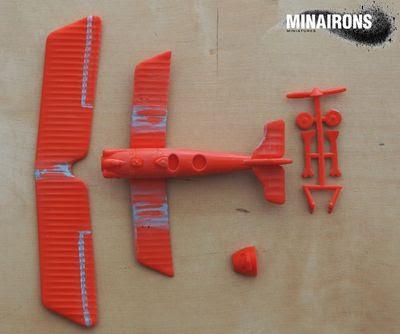 1:144 Breguet XIX Prototype by Minairons Miniatures