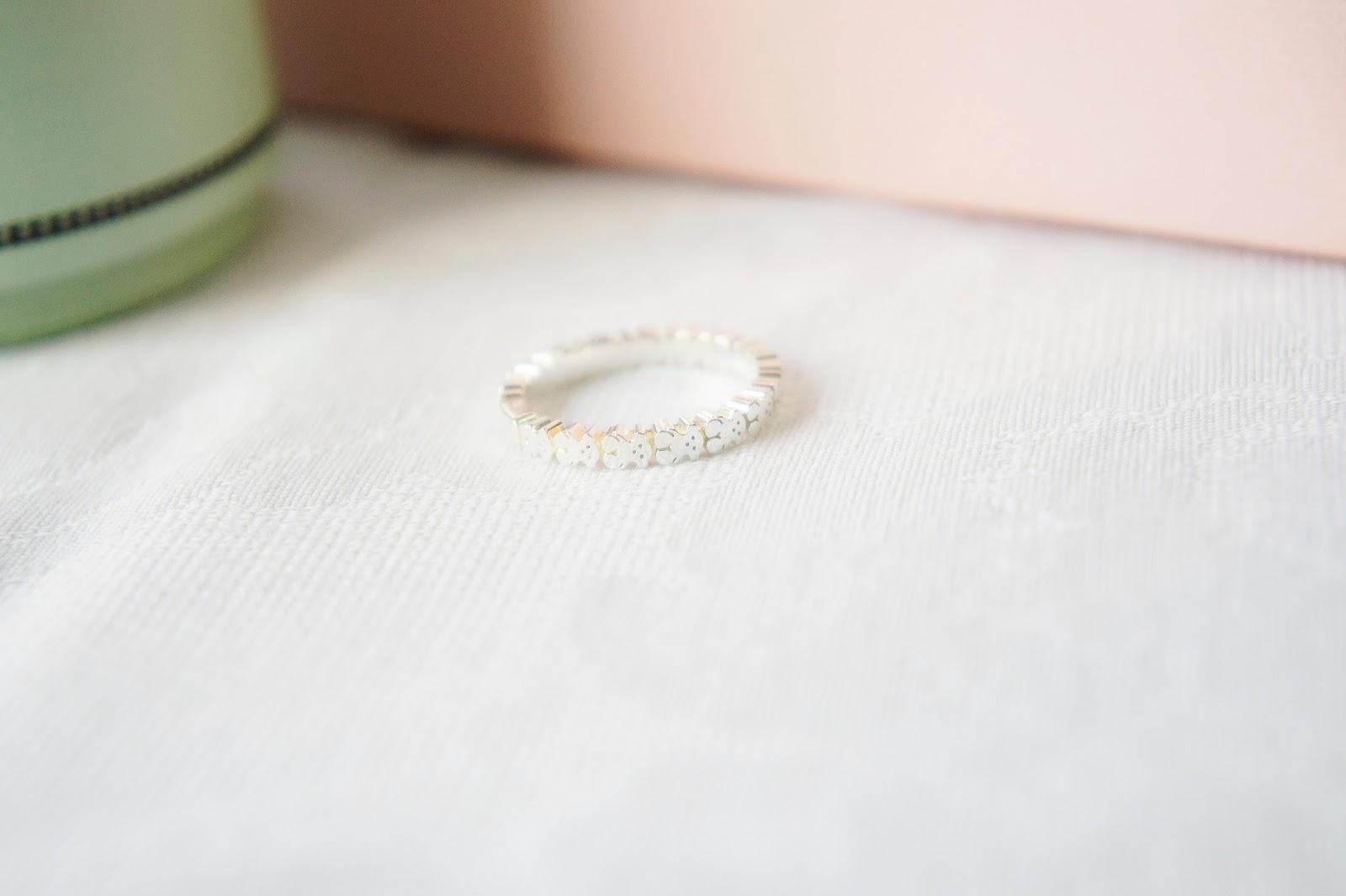 anillo tous - cositas de españa